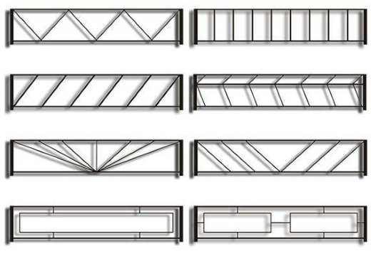 Как сделать ограду из профиля. рекомендации: как построить забор из профиля своими руками без заморочек.
