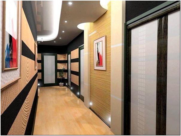 Прихожая для узкого коридора: фото обзор современных моделей в интерьере
