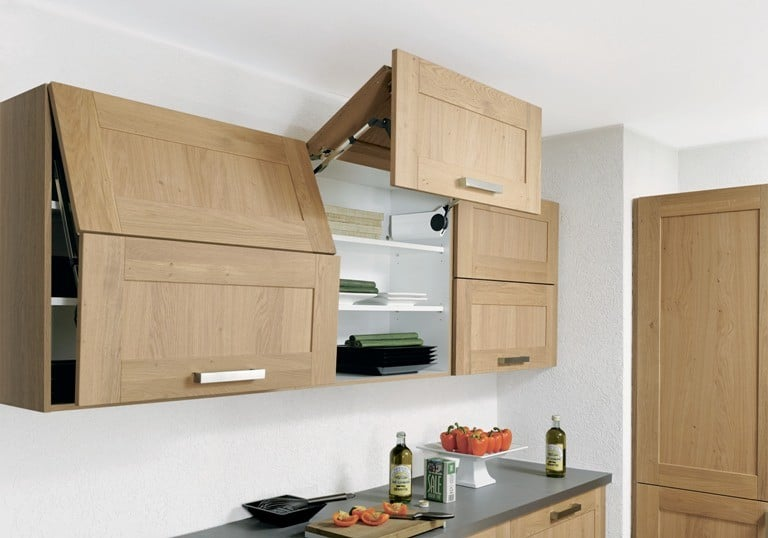 Лицевая сторона кухни: как обновить и отремонтировать дверцы шкафчиков?
