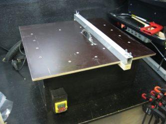 распиловочный стол для циркулярной пилы