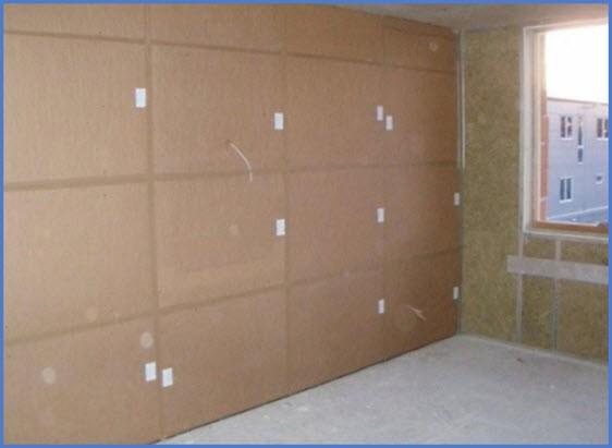 звукоизоляционные материалы для стен в квартире