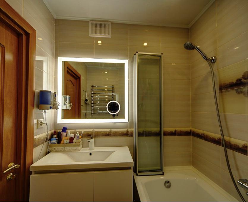 ремонт в ванне