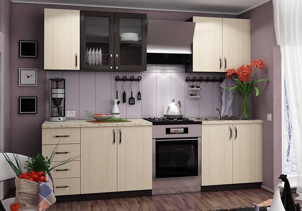 Бело-коричневая кухня (39 фото): кухонный гарнитур в бело-шоколадном и других сочетаниях в дизайне интерьера