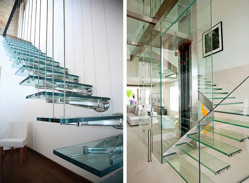 Металлическая лестница, сделанная по чертежам своими руками - особенности конструкции