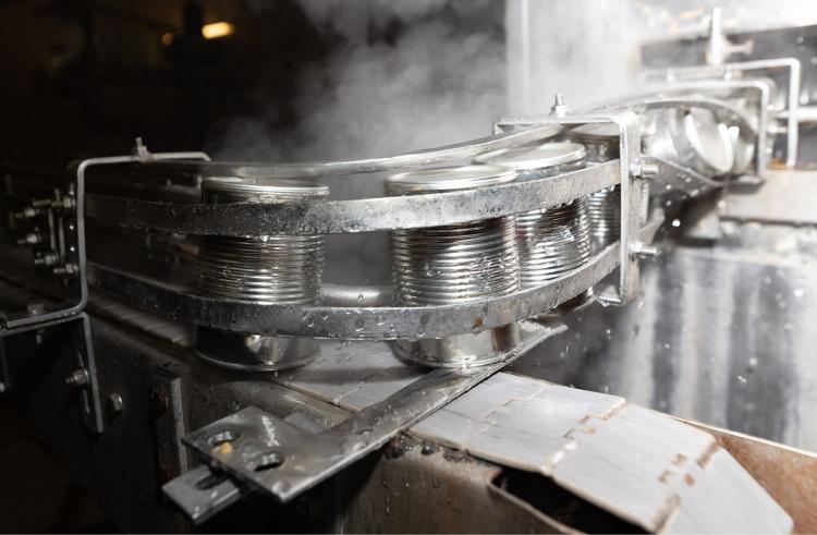 аппарат для приготовления тушенки
