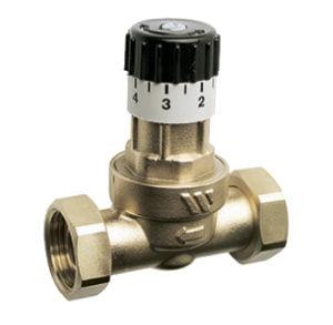 Предохранительный клапан в системе отопления для сброса давления