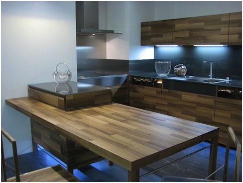 Кухонный уголок своими руками — чертежи и схемы