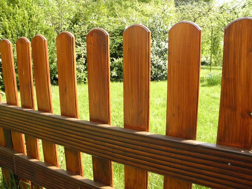 легкий забор