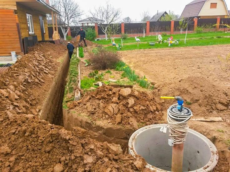 Фильтр для очистки воды в частный дом