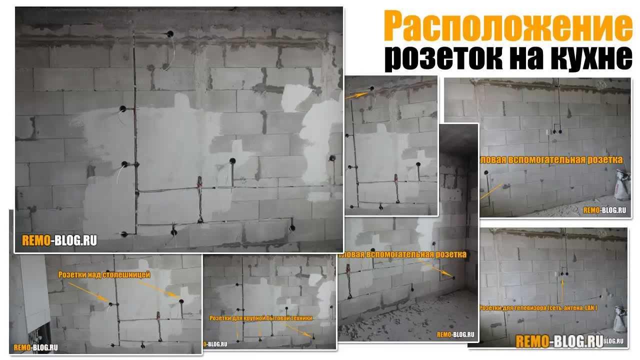 Расположение розеток в спальне (26 фото): как разместить и как расположить розетки, подробная схема