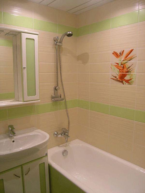 Дизайн ванной 2 на 2 метра – как вместить все необходимое?