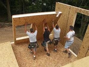 Дома из сип панелей в москве готовые проекты и цены. строительство sip домов
