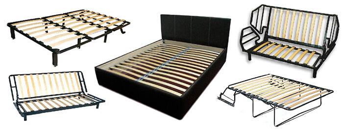 деревянные ламели для кровати