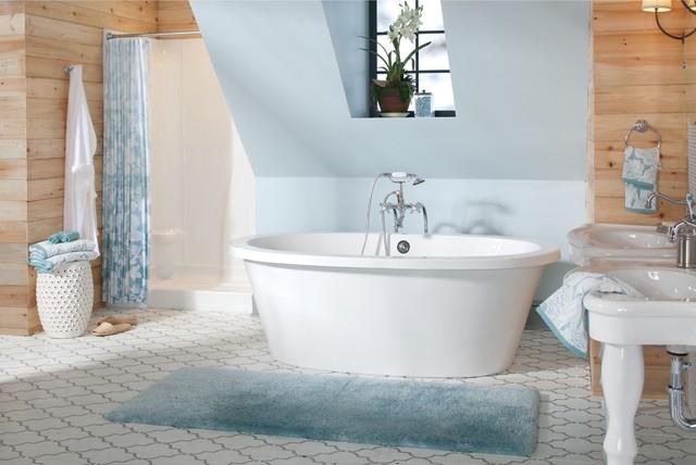Как выбрать лучшую акриловую ванну, советы экспертов и отзывы покупателей