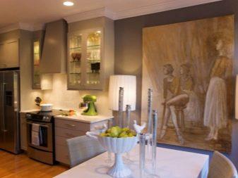 Сочетание эстетики и уюта – выбираем панно и картины на кухню