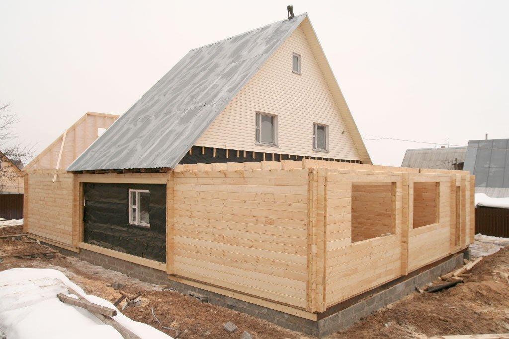 Пристройка к дому: выбор помещения и материалов для строительства
