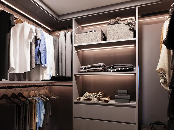 Гардеробные системы для квартиры: лучшие бренды