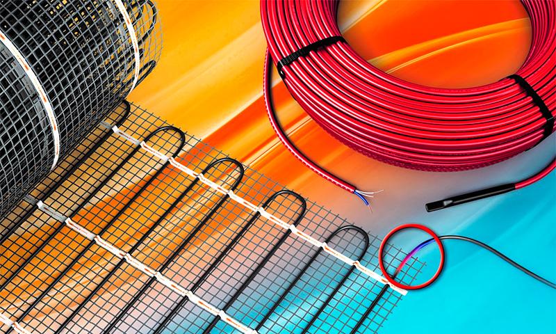 греющий кабель саморегулирующийся для обогрева