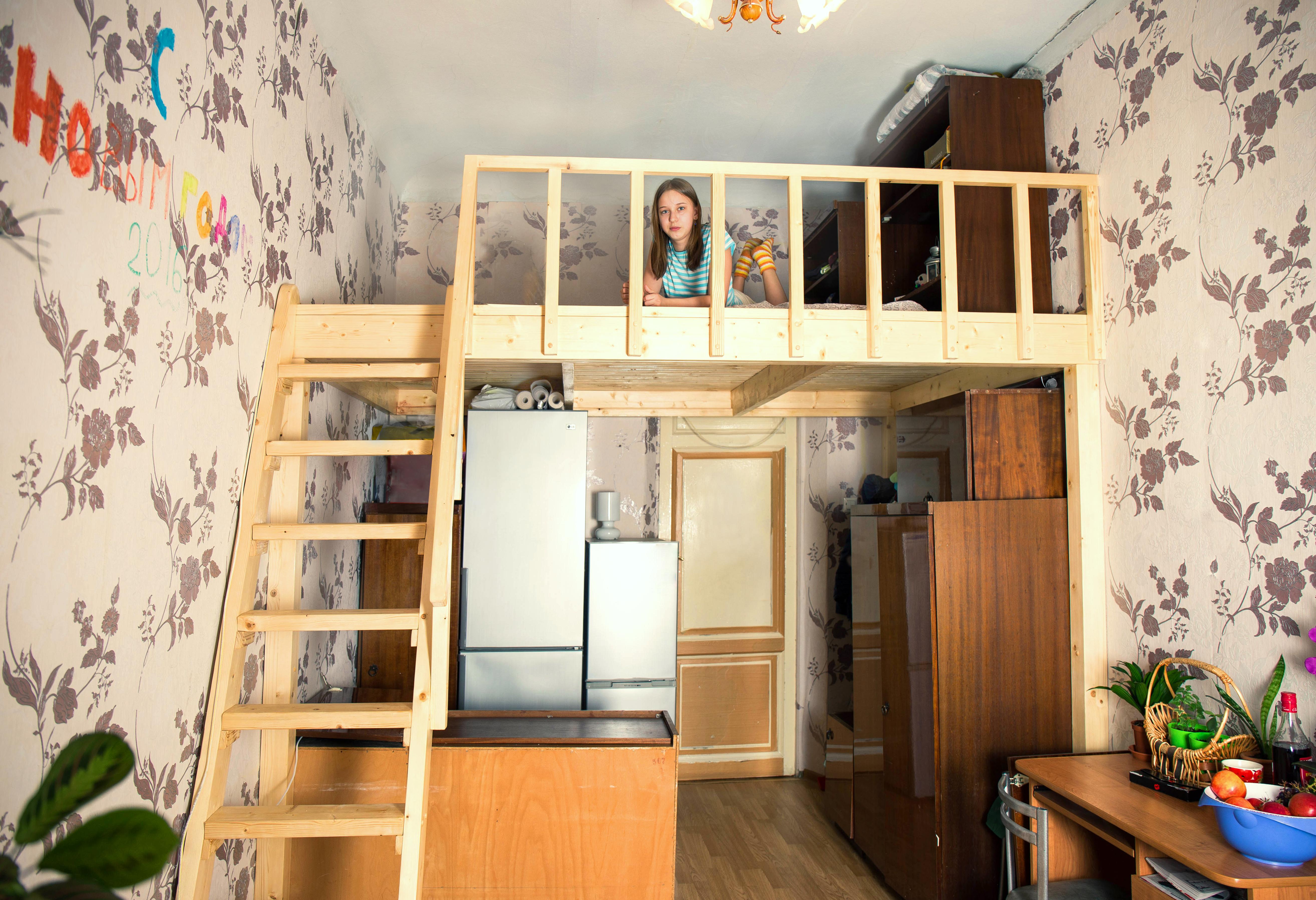 Сделать второй этаж в квартире?
