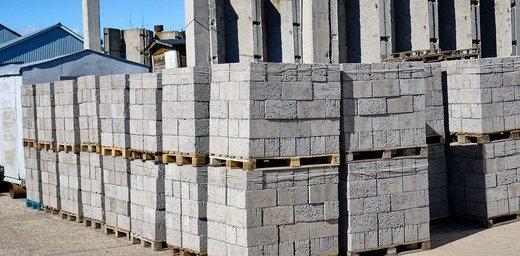 Какие керамзитобетонные блоки использовать для несущих стен: несущая способность блоков