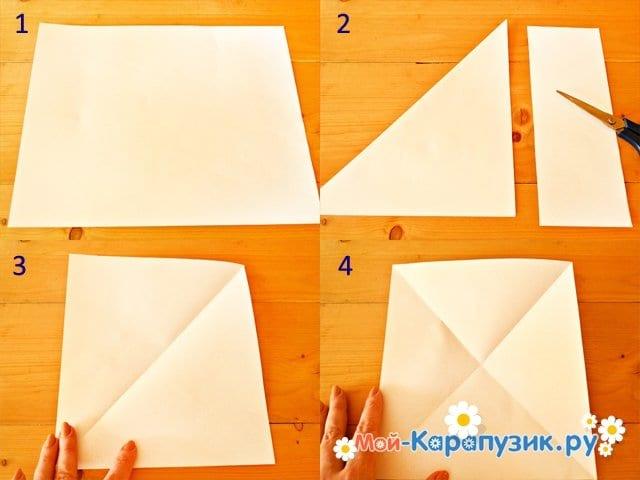 Поделки из листа бумаги своими руками +130 фото, 7 мастерклассов