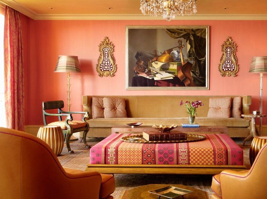 Оттенки оранжевого: с чем сочетается апельсиновый цвет в интерьере кухни со стенами и гарнитуром, фартуком