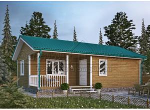 Красивые деревянные дома: как материал определяет внешний вид