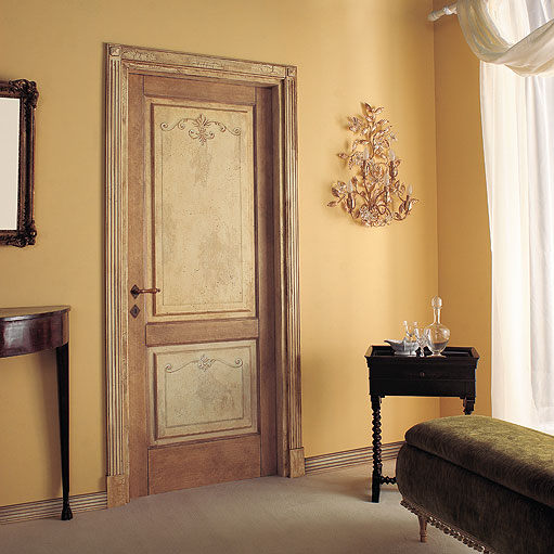 Как украсить дверь в комнате своими руками: декор и украшение входных и межкомнатных, рисунок на полотне, идеи, фото