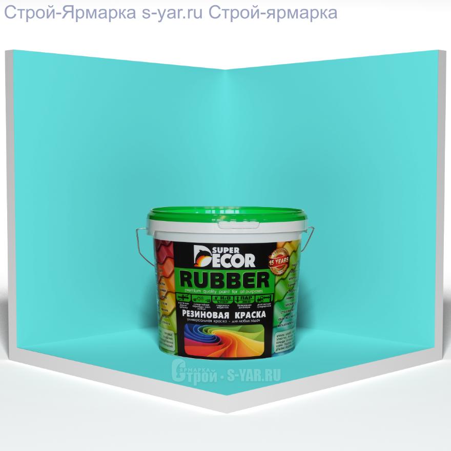 Резиновая краска: состав, особенности, плюсы и минусы, применение