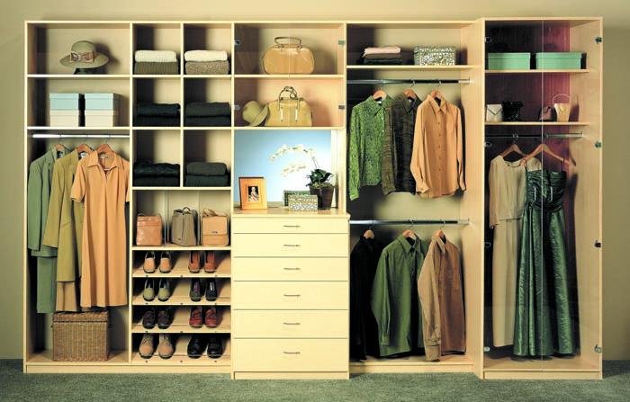 Гардеробная комната – планировка с размерами, варианты компоновки и как обустроить своими руками