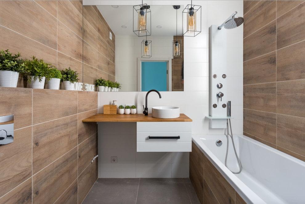 Дизайн ванной комнаты 2 кв м (39 фото) – нет ничего невозможного