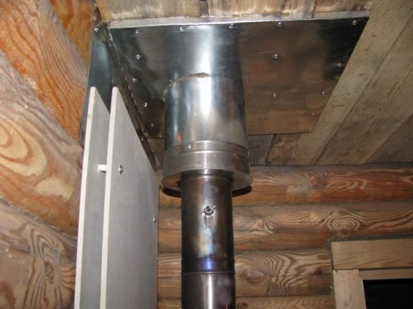 Устройство дымохода в частном доме или как сделать дымоход своими руками