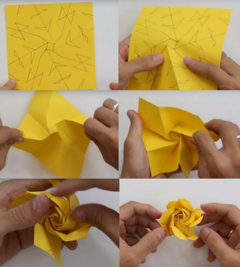 что можно сделать из бумаги а4