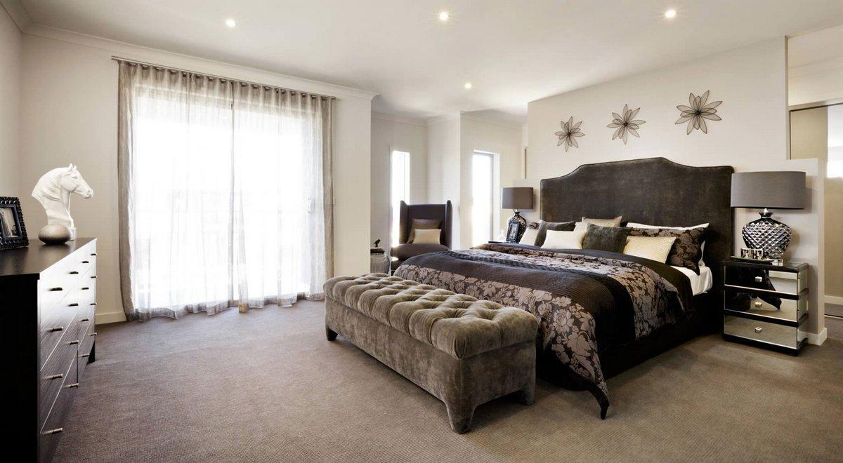 Спальни-гостиные 19-20 кв. м: варианты дизайна и зонирования