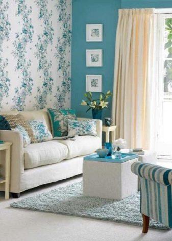 Желтые обои: особенности использования, сочетания и оформления комнат