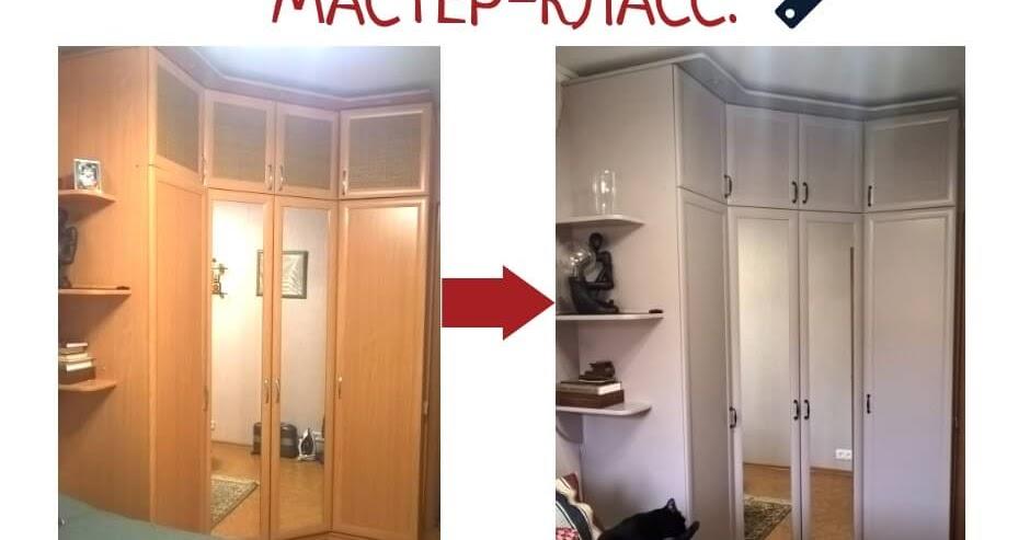 Реставрация старой мебели своими руками +50 фото с примерами