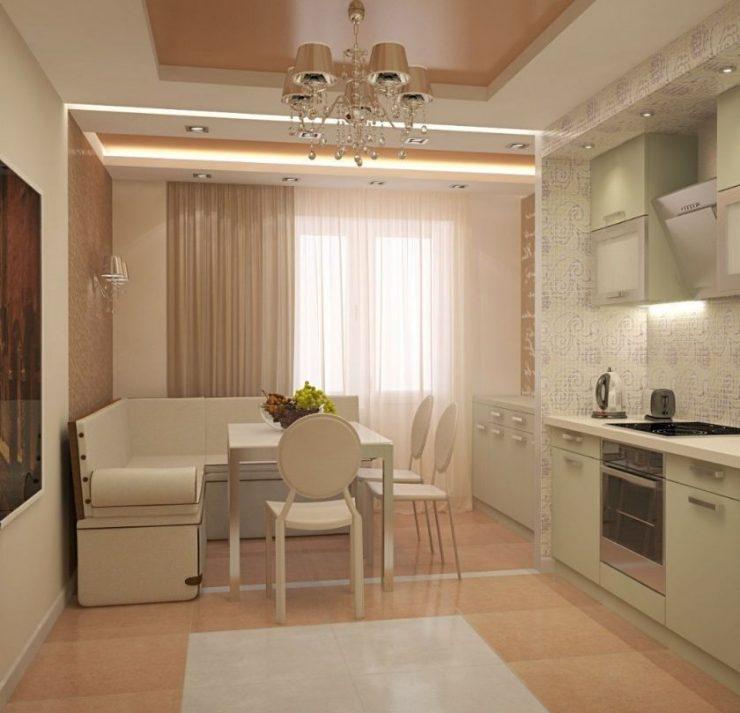 кухня 14 м2