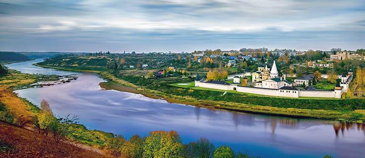 Коттеджные поселки у воды, водоемов московской области