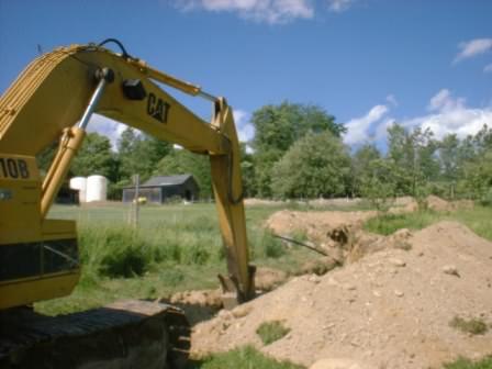 Способы выгодно произвести отсыпку садового участка