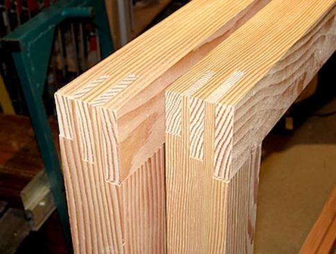 Как открыть производство деревянных окон: материалы и оборудование