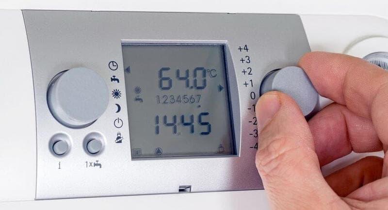 беспроводной терморегулятор для газового котла