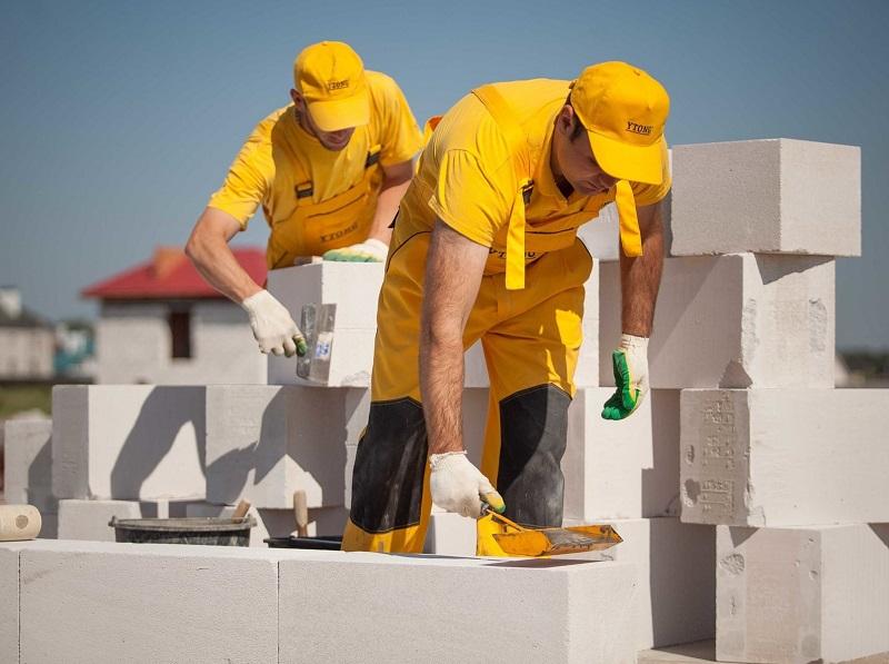 Строительство домов,  коттеджей из сибита,  газобетона (цена 2788000) - купить в компании строительство домов сибири,  ооо (новосибирск)