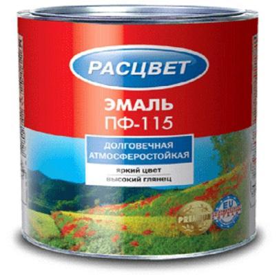 Эмалевая краска пф-115: технические характеристики, состав, правила использования