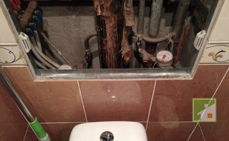 Как задекорировать трубы отопления?