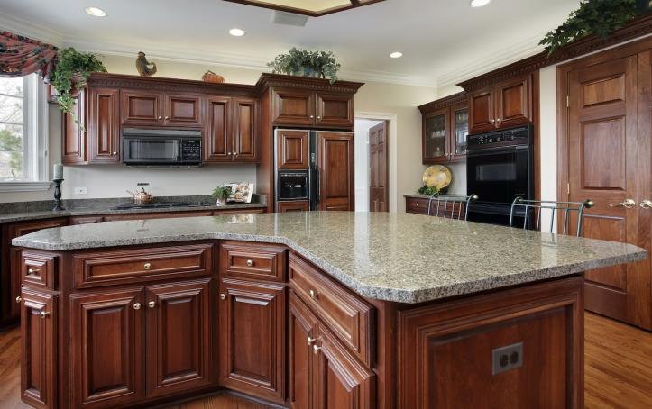 Какая столешница лучше для кухни? дерево, дсп, искусственный и натуральный камень