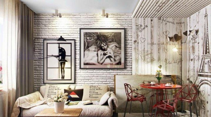художественное оформление стен