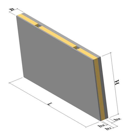 Стеновые железобетонные панели : виды и монтаж