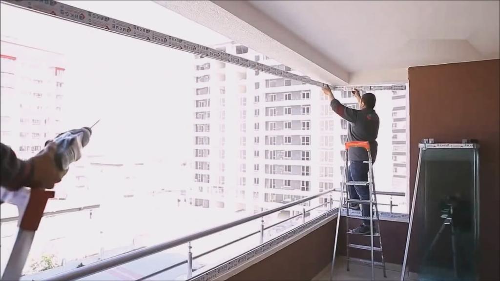Все о безрамном остеклении балконов и лоджий