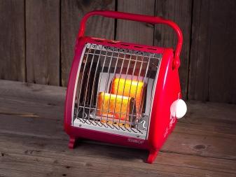 газовая печь для отопления дома от баллона