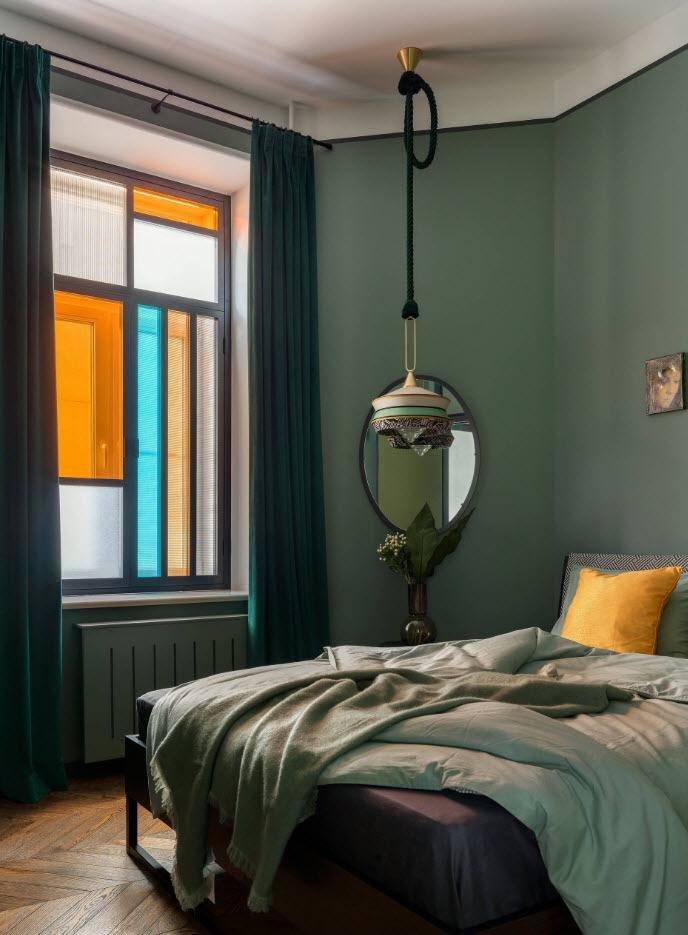 Необычные и современные прикроватные коврики на пол и под кровать